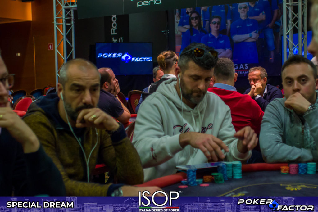 panoramica Daniele Cantelli day 1A ISOP special dream