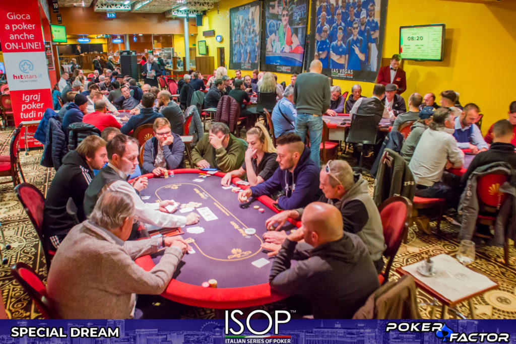 ISOP Special Dream FREEROLL