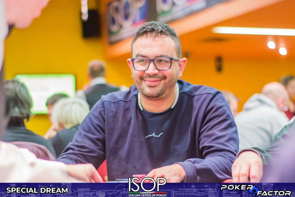 Semir Boubir ISOP Special Dream Omaha