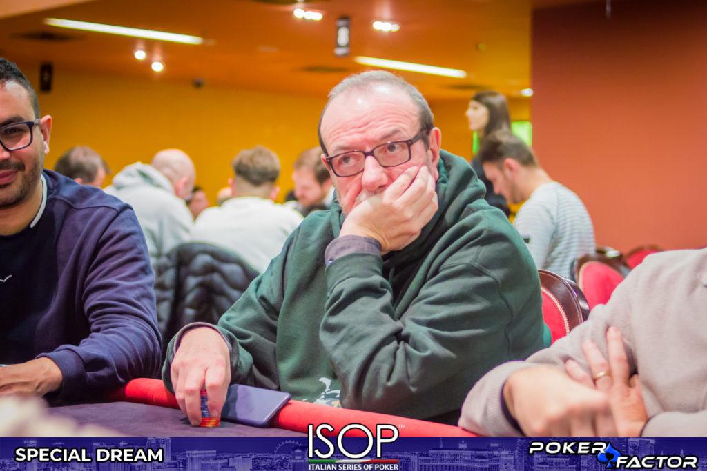 Dario De Toffoli ISOP Special Dream Omaha