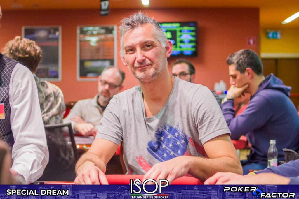 Alessio Pillon ISOP Special Dream Omaha