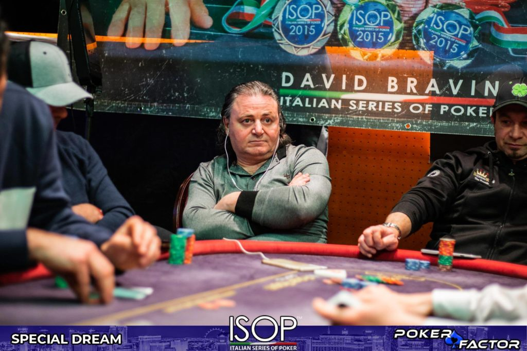 Loris Scattolin bolla main event isop special dream