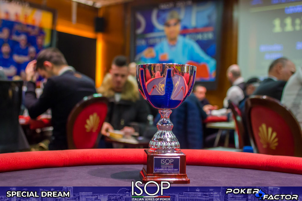omaha light trofeo ISOP special dream