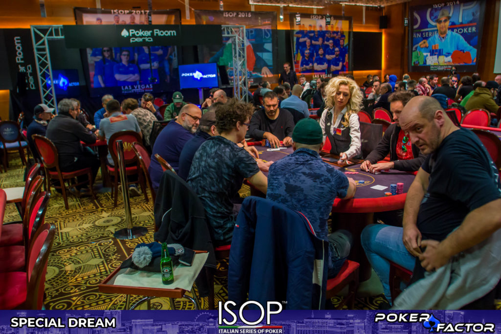panoramica day2 isop special dream main event