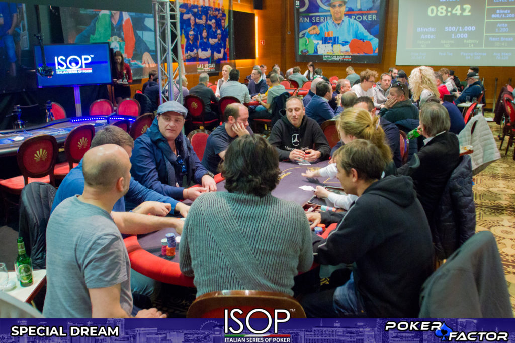 panoramica day 1A ISOP special dream