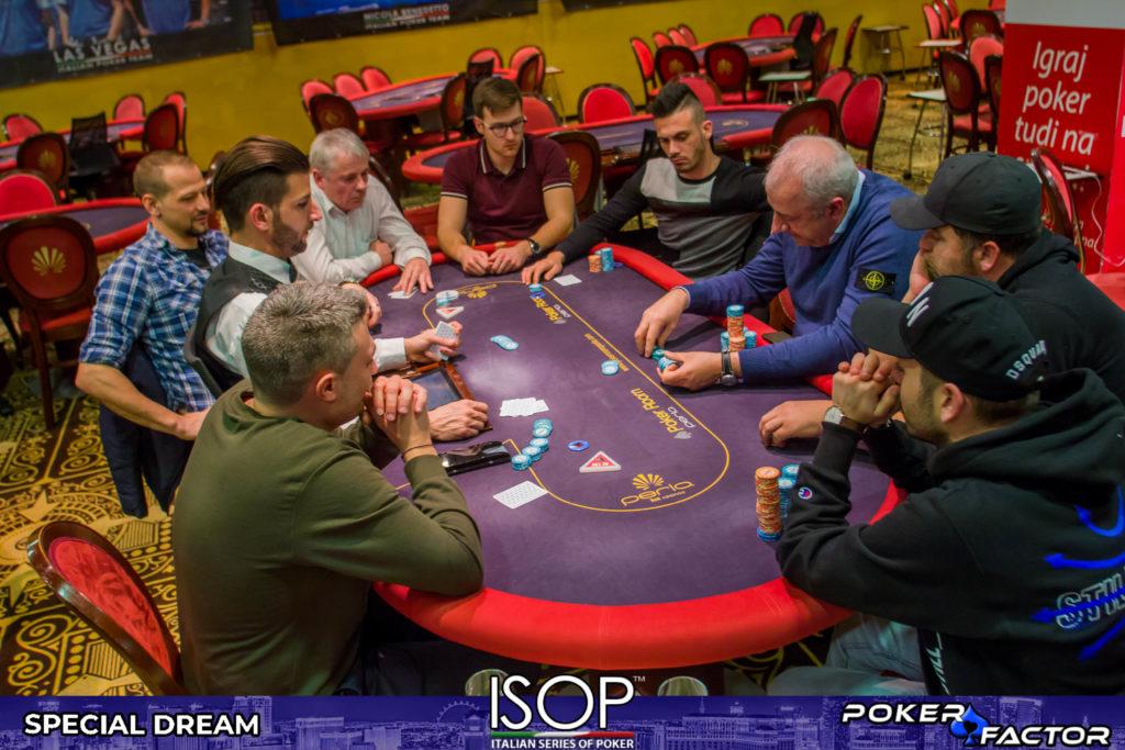 super ko final table isop special dream
