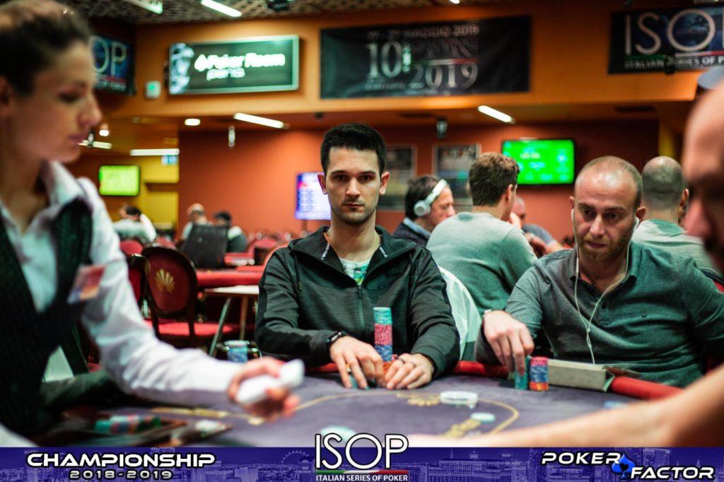 Davide Cojaniz isop championship main event evento 5