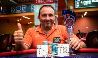 Mirko Ferrini isop championship omaha main 5 evento