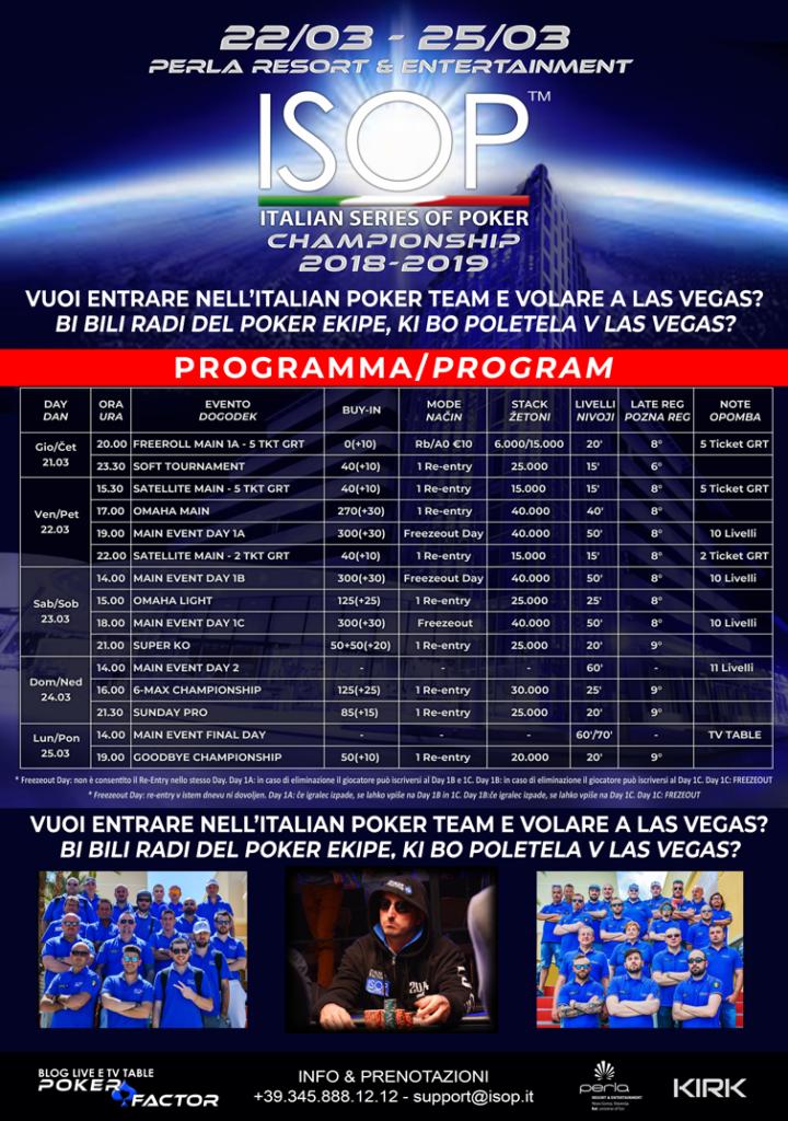 ISOP 2018 2019 locandina marzo evento 5