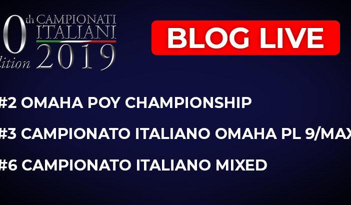campionati italiani 2019