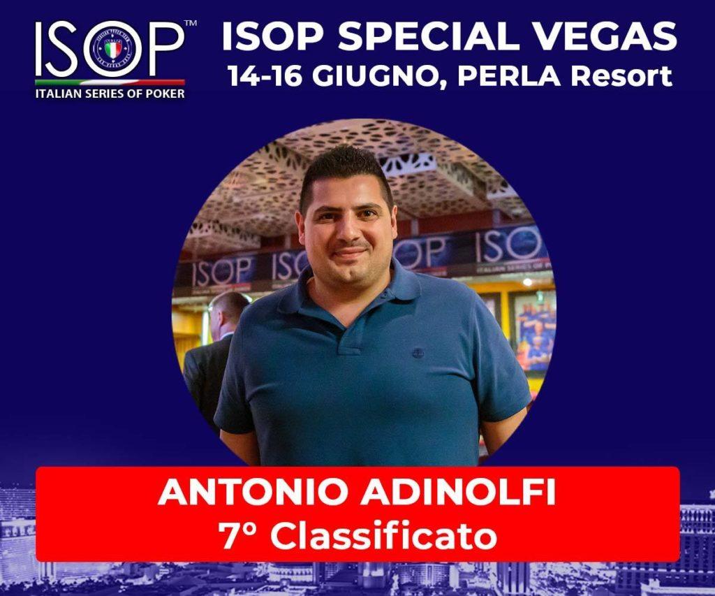 antonio adinolfi isop special vegas