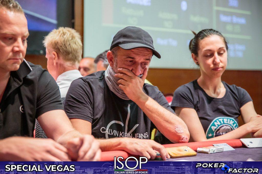 Michele Zafonti ISOP Special Vegas