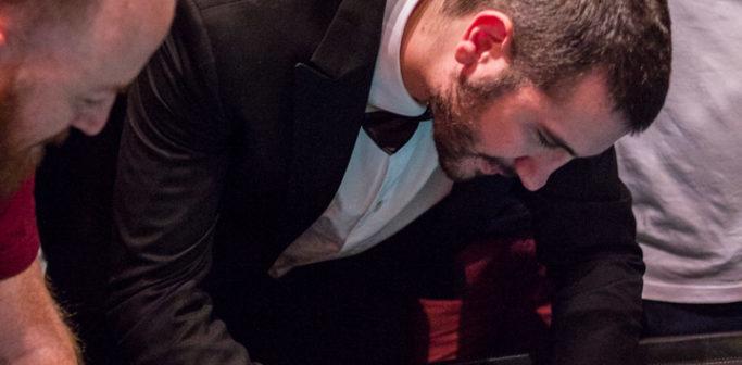 Che serata per Dario Sammartino: tre grandi piazzamenti nell'online