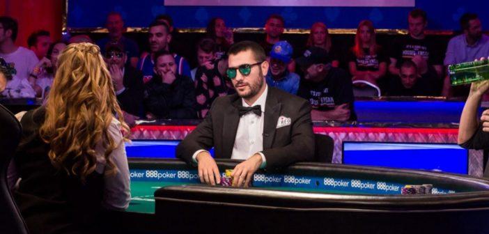 Italia del poker, ripartiamo da Dario Sammartino