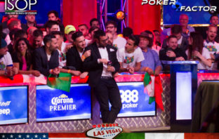 Dario Sammartino double up3 left Main Event WSOP 2019 -8717