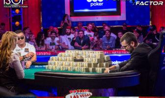 Dario Sammartino HEADS UP Main Event WSOP 2019 -8779