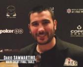 WSOP 2019 – Intervista a Dario Sammartino, nella leggenda 3 left al Main Event