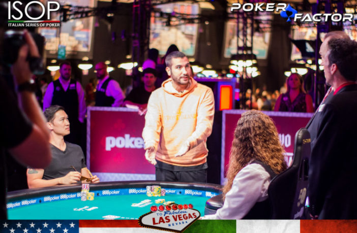 dario sammartino wsop world series of poker 2019 dealer-7954