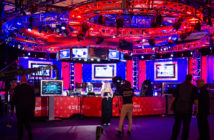 final table main event WSOP 2019 Las Vegas Dario Sammartino