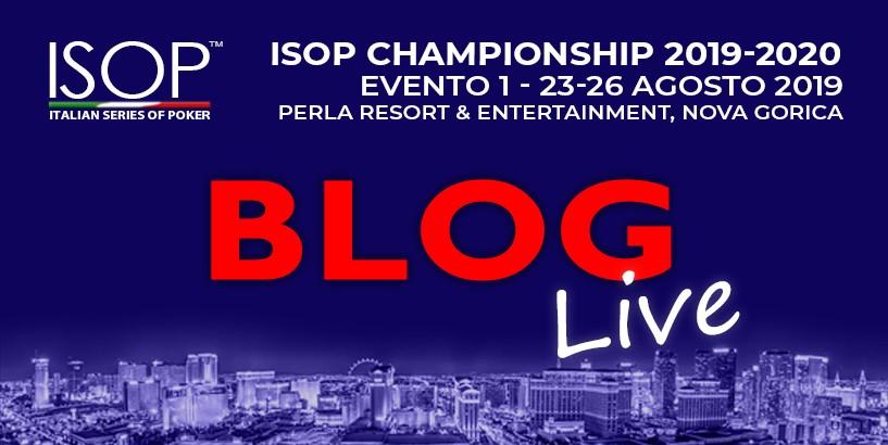 BLOG LIVE 2019-2020 isop championship agosto