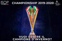 campione d'inverno isop championship 2019