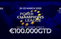 poker champions league tornei marzo