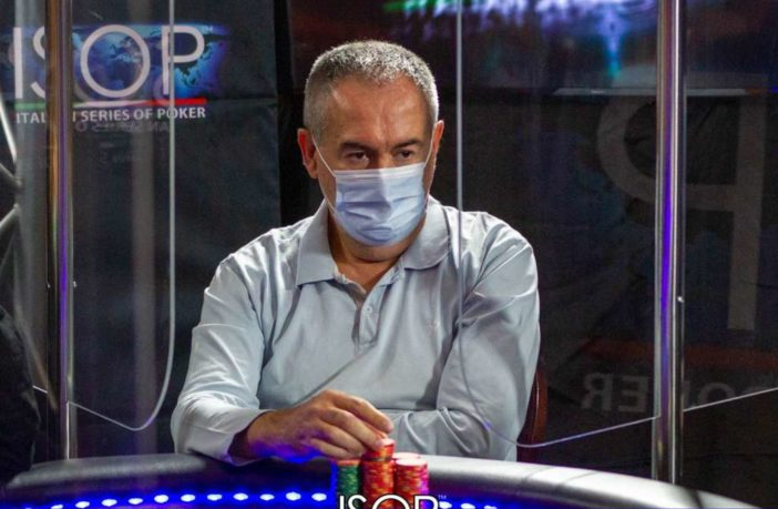 Ireneo Assueri Main Event Final Table ISOP