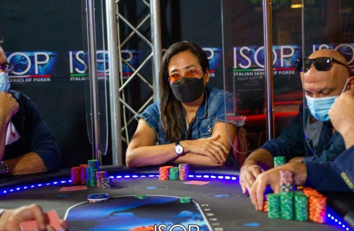 Choi Kyung Ok Main Event ISOP Final Table
