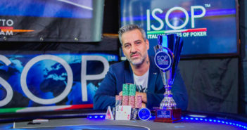 Main Event Final Table – Benedetto Scampone è il nuovo Campione!
