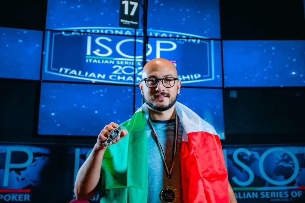 Francesco Centorza Campionati Italiani