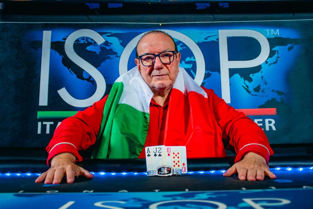 Dario De Toffoli Campionati Italiani 2021