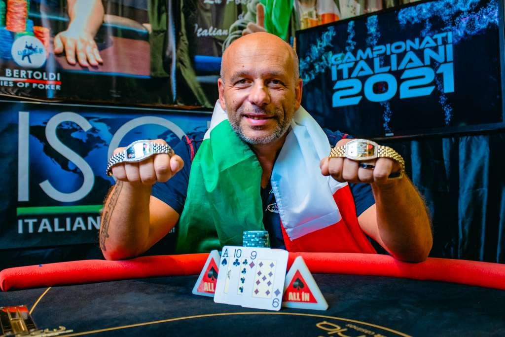 Danilo Donnini Campionati Italiani 2021