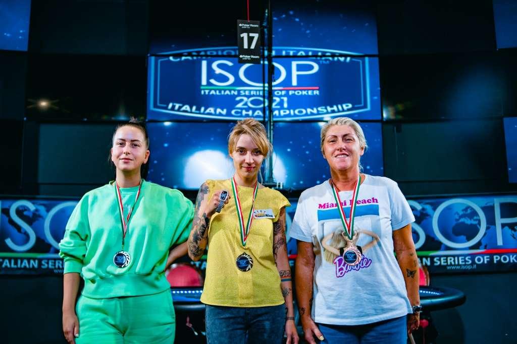 Sara Pertan Campionessa Italiana 2021 poker